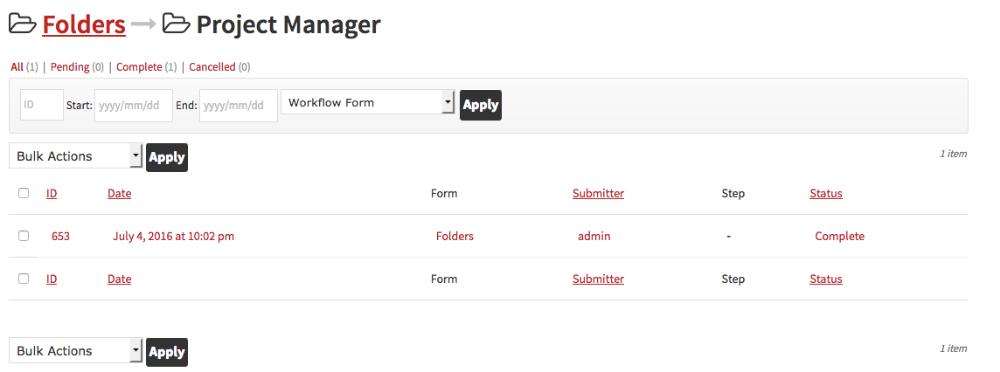 folders-shortcode-open