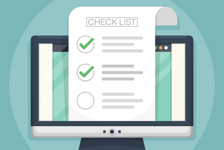 Admins: Process College Applications Faster Using Checklists