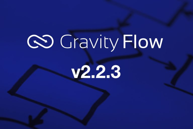 Gravity Flow v2.2.3 Released