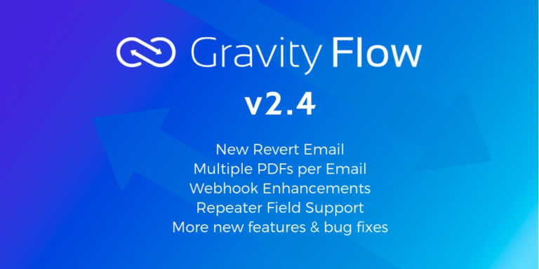 Gravity Flow 2.4 Released