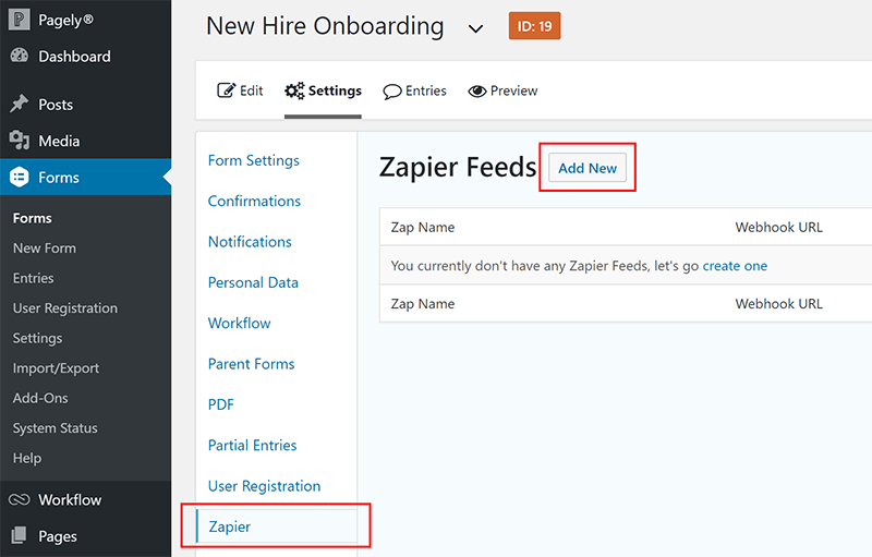 Employee Onboarding with Gravity Flow and Airtable - Gravity