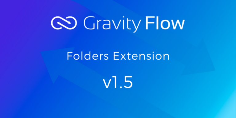 Folders Extension 1.5 Released