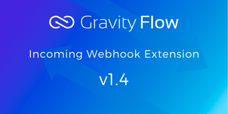 Incoming Webhook Extension 1.4 Released